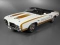 [ミニカー]Oldsmobile Hurst Indy pace car 1972 Lane 1/18