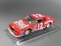 [ミニカー]Chevrolet Monte Carlo Budweiser (Neil Bonnett) 1985 Action 1/64
