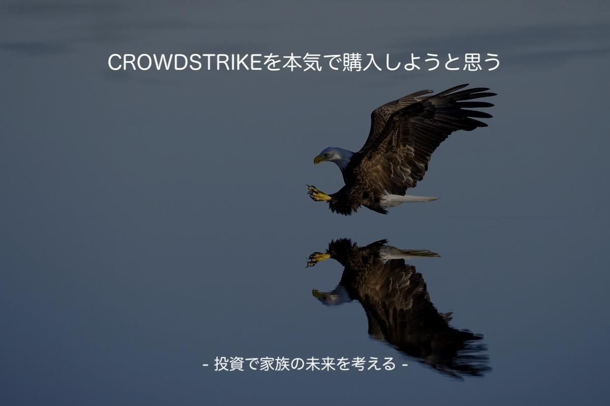 この画像はタイトル画像でクラウドストライクについての記事です。