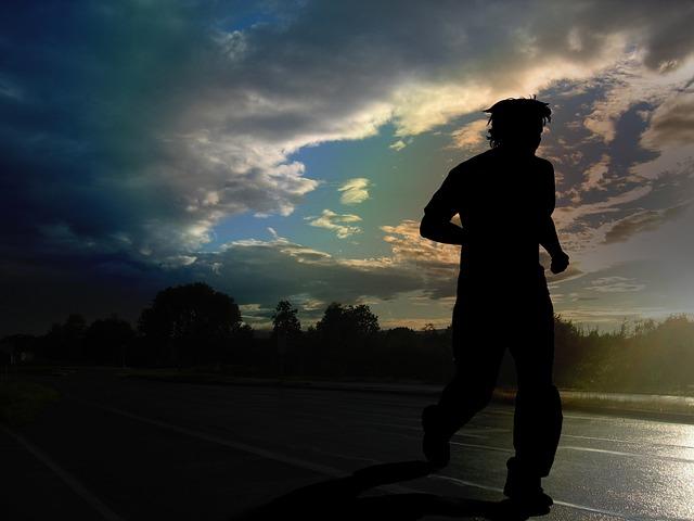 朝に軽い運動をする