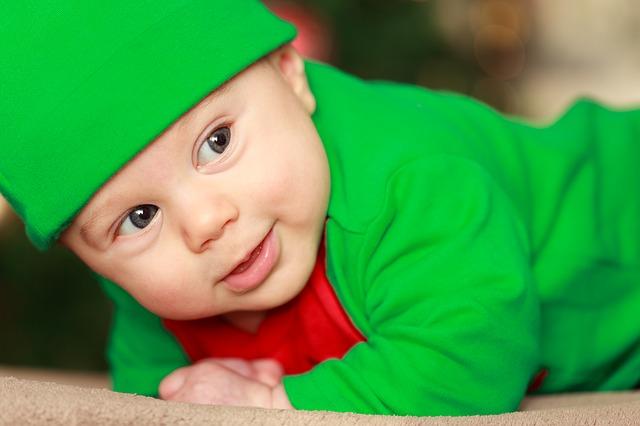 4ヵ月から5ヵ月の赤ちゃんの体の変化