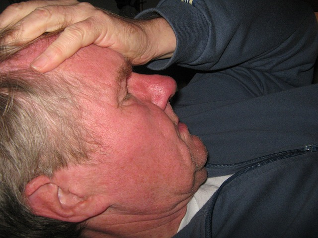 頭痛がある