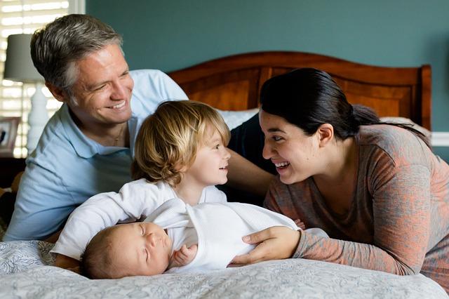 妊娠中や子育てに大事な
