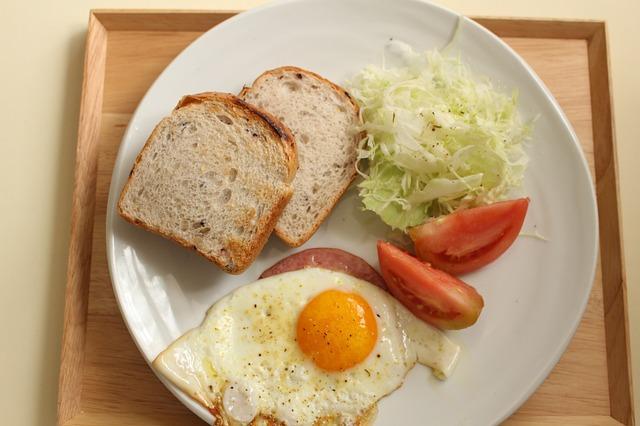 睡眠の質を向上させる朝食