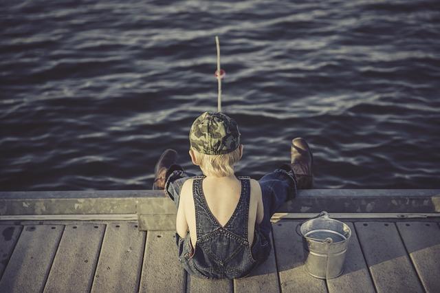 釣りという趣味