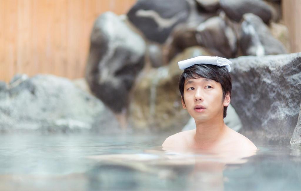 岩盤浴、温泉や旅行に行く