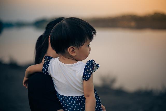 『愛情』というものを明確に知る!子供とママの強い愛情を感じた瞬間