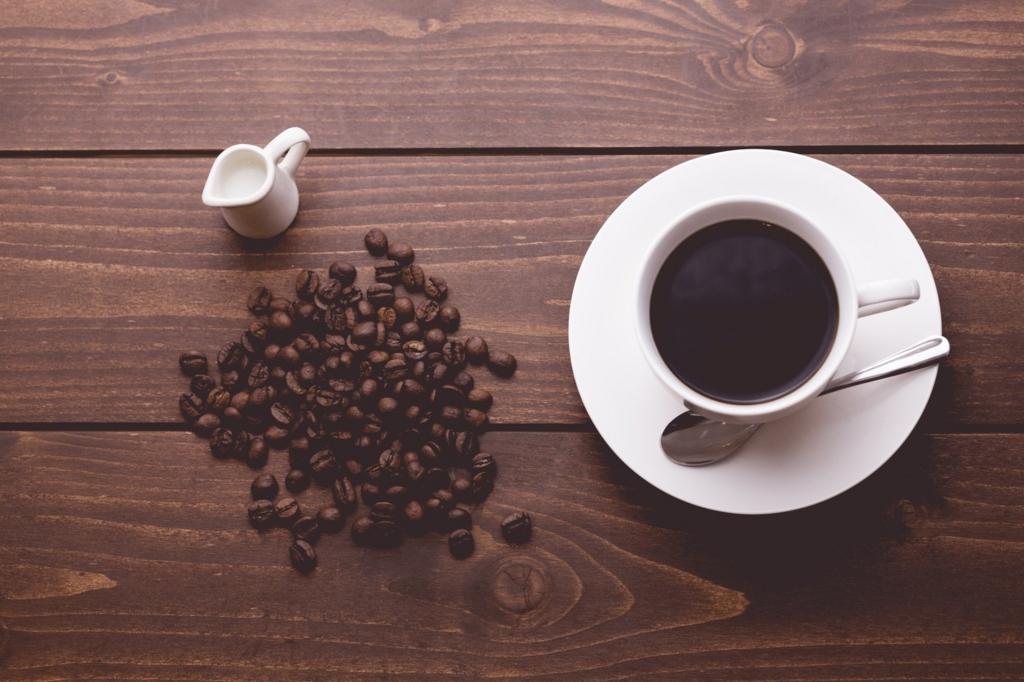 夜コーヒーを飲まない