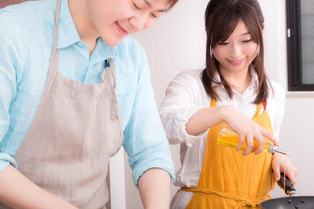 >男性の子育て、家事の積極的に参加
