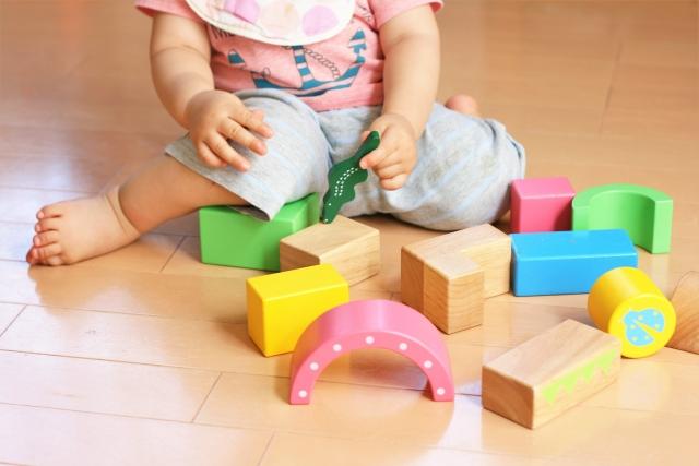 知育おもちゃがいっぱいで子供の勉強になる