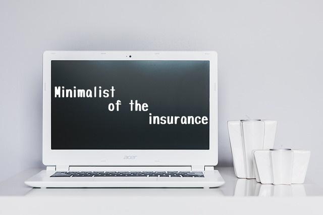 家計を節約するためにする保険のミニマリストのアイデア【損害保険編】