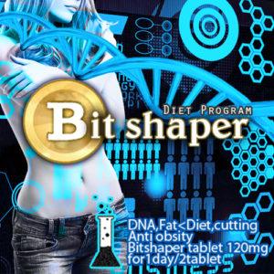 ビットシェイパー(Bitshaper)の広告イメージ