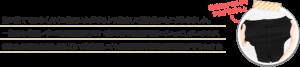 イージースリムレッグの耐久性説明図