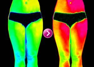 スタイルプラス骨盤スパッツの保温効果
