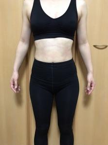 ノンファットタイム(nonfattime)を飲んで1ヶ月後の私の体型
