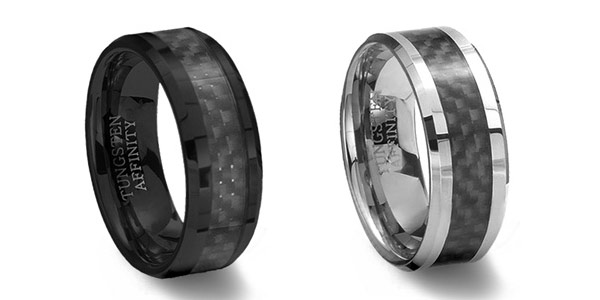 100 Latest Mens Wedding Rings Carbon Fiber Top 50 Best Wedd