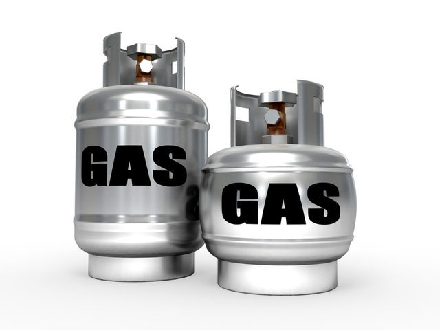ガスの画像