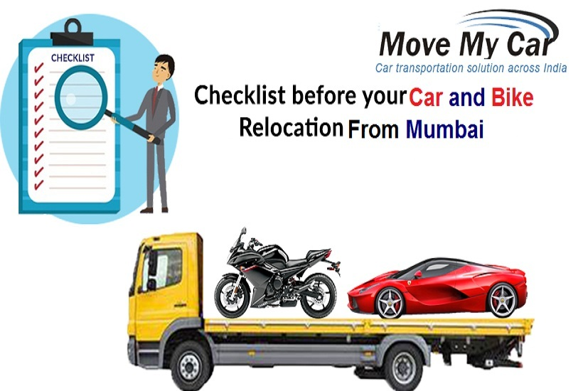 Car and bike Transport in Mumbai - MoveMyCar