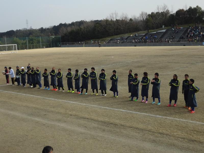 日本代表OB整列