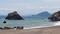 日出の石門 & 神島