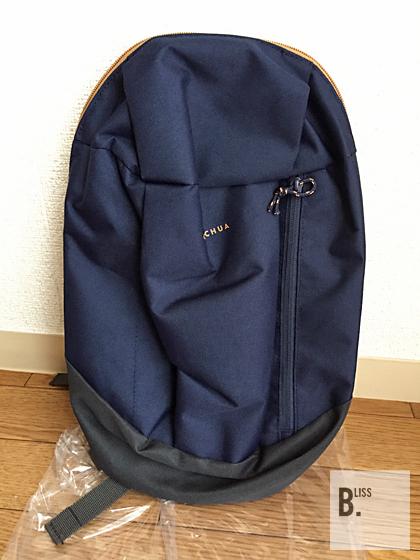 QUECHUAケシュアの390円バッグパック