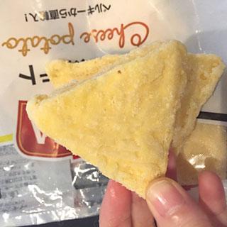 業務スーパーベルギー輸入チーズポテト