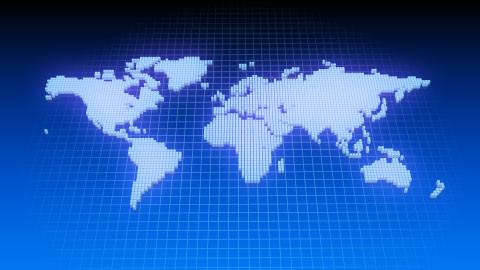 ... 地図、日本、世界 - ブルー : 日本地図 地図 : 日本