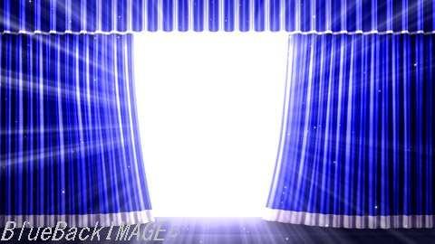 Stage Curtain 2_Fb1 ステージ カーテン