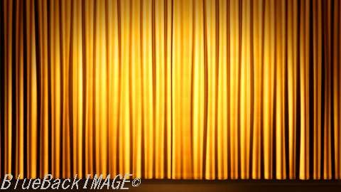 Stage Curtain 2_Fg1 ステージ カーテン
