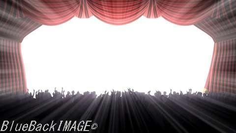 Stage Curtain 2_Fp1 ステージ カーテン