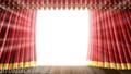 カーテン 幕 舞台 Stage Curtain 2_Ur2 ステージ カーテン