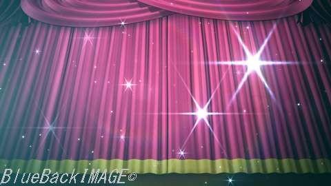 カーテン 幕 舞台 Stage Curtain 2_Urf1 ステージ カーテン