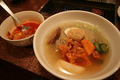 [食事]盛岡「肉の米内」の冷麺