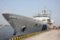 [艦船]平成20年度海上保安庁観閲式にて 巡視船いずPL31