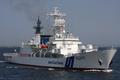 [艦船]平成20年度海上保安庁観閲式での巡視船しきしまPLH31