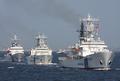 [艦船]平成20年度海上保安庁観閲式