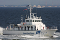 [艦船]平成20年度海上保安庁観閲式での巡視艇しののめPC17