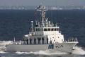 [艦船]平成20年度海上保安庁観閲式での巡視艇せとぎりPC12