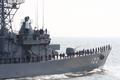 [艦船]平成20年度海上保安庁観閲式での護衛艦はつゆき