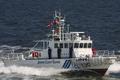 [艦船]平成20年度海上保安庁観閲式での巡視艇しゃちかぜCL38