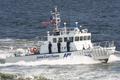[艦船]平成20年度海上保安庁観閲式での巡視艇しらはぎCL125