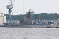 [艦船]2008年5月28日 IHI-MUで定期検査中の護衛艦さわゆき
