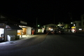 [旅行]夜の山北駅前