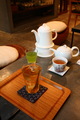 [食事]横浜元町「茶倉」のゆず茶