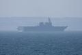 [艦船]浦賀水道航路を北航する護衛艦ひゅうが