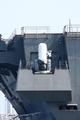 [艦船]護衛艦ひゅうがの艦尾ファランクス