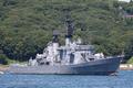 [艦船]佐世保湾内に停泊する退役ミサイル護衛艦あさかぜ