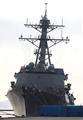 [艦船]博多港に停泊する駆逐艦グリッドレイUSS Gridley DDG-101