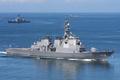 [艦船]ミサイル護衛艦こんごうDDG173としまかぜDDG172#