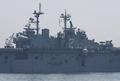 [艦船]強襲揚陸艦エセックスUSS Essex LHD-2のアイランド